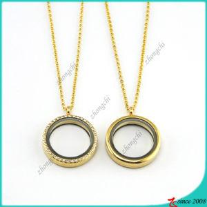 Gold 30mm Round Locket Wholesale (FL16040820) pictures & photos