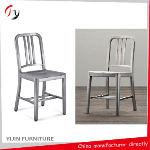 Silver Metal Moulded International Style Navy Chairs (NC-01) pictures & photos