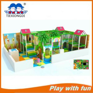 New Design Kids Indoor Playground with Soft Games pictures & photos