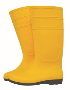 Good Quality PVC Work Safety Rain Boot (DFB001) pictures & photos