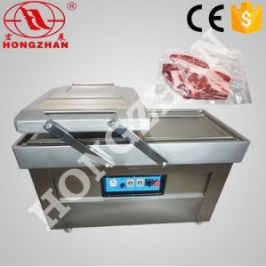 Automatic Single Chamber Vacuum Machine for Bags Packing pictures & photos