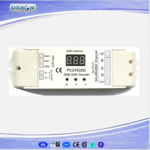 5A*4 Channel Constant Voltage RGB LED DMX Dimmer pictures & photos