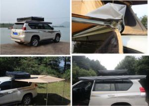 Sunshade Fabric Side Awning with Waterproof Material pictures & photos