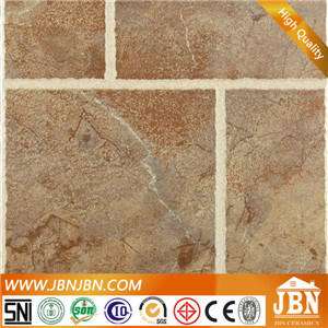 Dark Color Bathroom Glazed Rustic Ceramic Floor Tile (3A216) pictures & photos