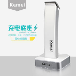 Manufacturers Direct Kemei-619 Electric Power Push and Cut Charging Barber Genuine Clippers