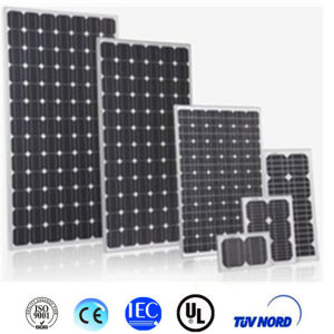 Best Quality 260/270/280/290/300W Mono Solar Panel for Solar Enengy System pictures & photos
