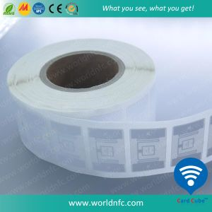 Printable UHF Paper RFID Label for Warehouse pictures & photos