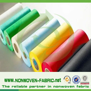 Sunshine Polypropylene Nonwoven Cheap Fabric Rolls pictures & photos