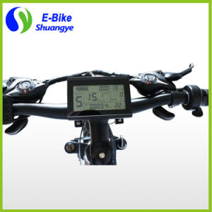 New Design 250W Factory Hidden Battery Electric Fat Bike pictures & photos