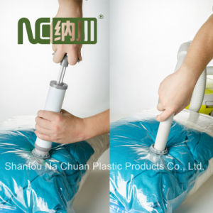 Good Material and Flexibility Vacuum Storage Bag