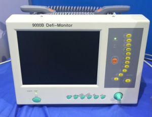 China Medical Portavlemonophasic Defibrillator Price Automated External Defibrillator pictures & photos