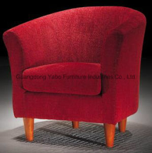 Single Chair for Sale Red Modern Sofa pictures & photos