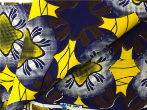 African Super Wax Ankara Prints Fabric with 100% Cotton Fabric Manufacturer pictures & photos