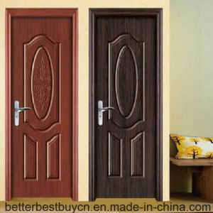 Most Popular in Africa MDF PVC Room Door with Cheap Price pictures & photos