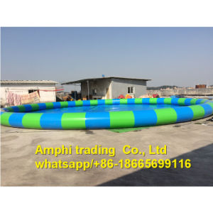 Children Inflatable Swimming Pool, Small Inflatable 2 Assorted Colors Pool pictures & photos