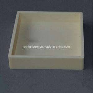 High Temperature Fused Quartz Ceramics Crucible pictures & photos