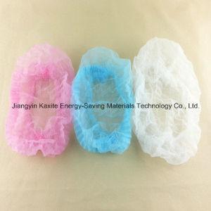 Disposable Surgical Non Woven Clip Cap Hair Net Kxt-Mc17 pictures & photos