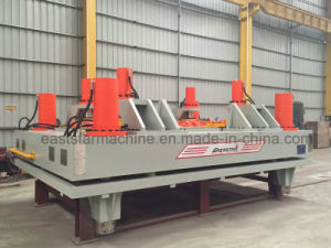 Automatic Artificial Quartz Slab Solid Surface Press Equipment pictures & photos