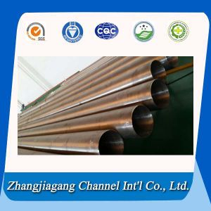 ASTM B338 Grade 2 High Purity Titanium Pipe Price pictures & photos
