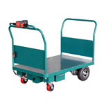 Platform Utility Cart for Materials Handling (HG-1020) pictures & photos