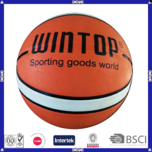 High Quality Rubber Basketball for Sale pictures & photos