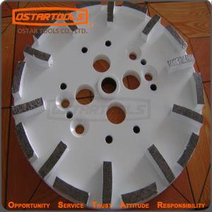 2 Floor Concrete Grinder Diamond Grinding Disc Plates 250mm 20 Segments X 10mm pictures & photos