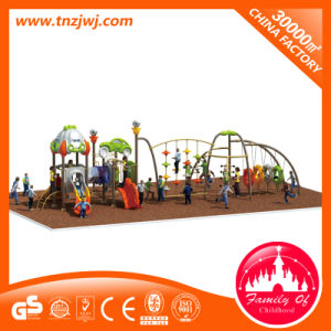 Hot Design Guangzhou High Quality Outdoor Playground Equipment pictures & photos