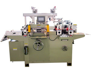 Automatic Flatbed Sticker Die Cutting Machine pictures & photos