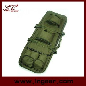 40 Inch Dual Rifle Carrying Case Gun Bag 1 Meter Combat Gun Bag pictures & photos