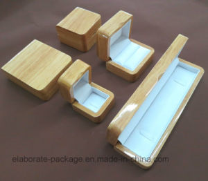 Natural Hardwood Necklace Box pictures & photos