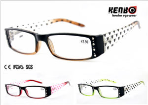 New Coming Fashion Reading Glasses for Lady Ce, FDA Kr5097 pictures & photos