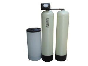 One Work One Standby Single Valve Automatic Water Softener pictures & photos