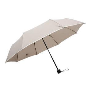 "21""*8k Grey Color Man Folding Umbrella (BR-FU-156) pictures & photos"