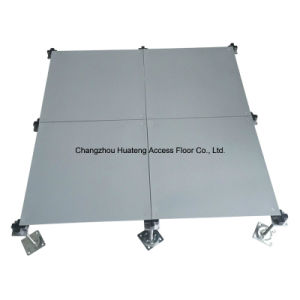 600*600 Cementitious Steel Raised Floor pictures & photos