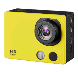 """1080P 50m Waterproof 2.0"""" Touch Screen Sports Action Camera"""