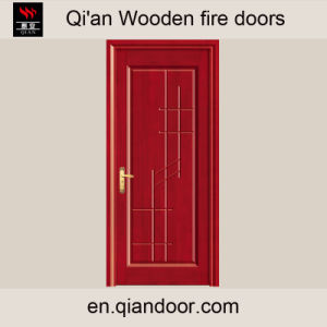 Oak Veneer Wood Door Timber Wooden Door pictures & photos