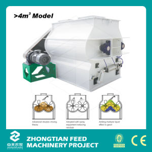 Factory Selling Stainless Steel Feed Mixer with Ce and ISO pictures & photos
