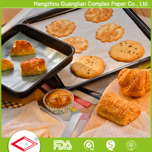 Parchment Paper Baking Pan Liners Silicone Treated 12 X 16inch pictures & photos