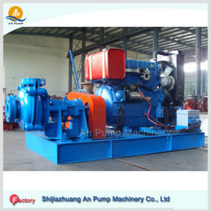 Heavy Duty Mineral Handling Abrasion Resisting Mining Pump pictures & photos