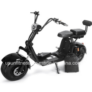 2018 Hot Selling Two Wheel Electric Motorbike Scooter with Remove Battery pictures & photos