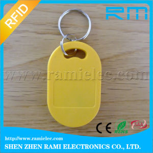 Programmable 125kHz RFID Key Tag Em4305 Can Copy pictures & photos
