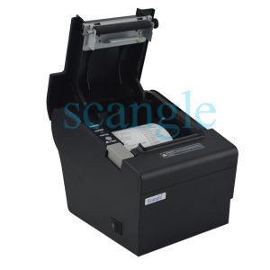 80mm Kitchen Printer / POS Receipt Printer / with USB+RS232+Ethernet (RJ45) pictures & photos