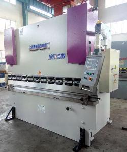 Torsion Bar Bending Machine (WC67Y-100T/2500 E21) pictures & photos