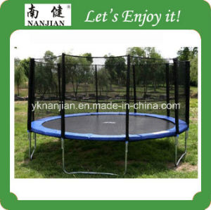 Professional Gymnastic Outdoor Fun Exercising China Trampoline for Adults pictures & photos