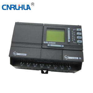 PLC Sr-22mrdc Touch Screen HMI PLC pictures & photos