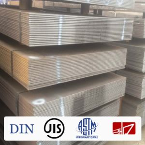Ss400 Hot Rolled Mild Steel Plate pictures & photos