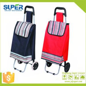 Wholesale Folding Supermarket Mini Shopping Cart (SP-523) pictures & photos