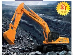 High Capacity Diesel Lonking New Excavator for Sale LG6485h pictures & photos
