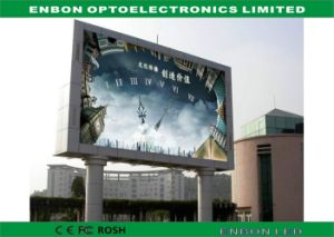 8000 Nits IP65 LED Giant Video Wall for Dynanmic Advertising (P10) pictures & photos