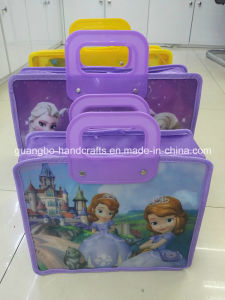 Promotional Cute Fashion PVC Tote Bag for Children/Kids pictures & photos